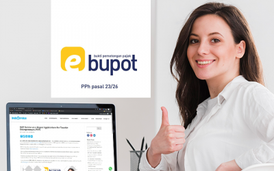 DGT Decree on e-Bupot Applications for Taxable Entrepreneurs (PKP)