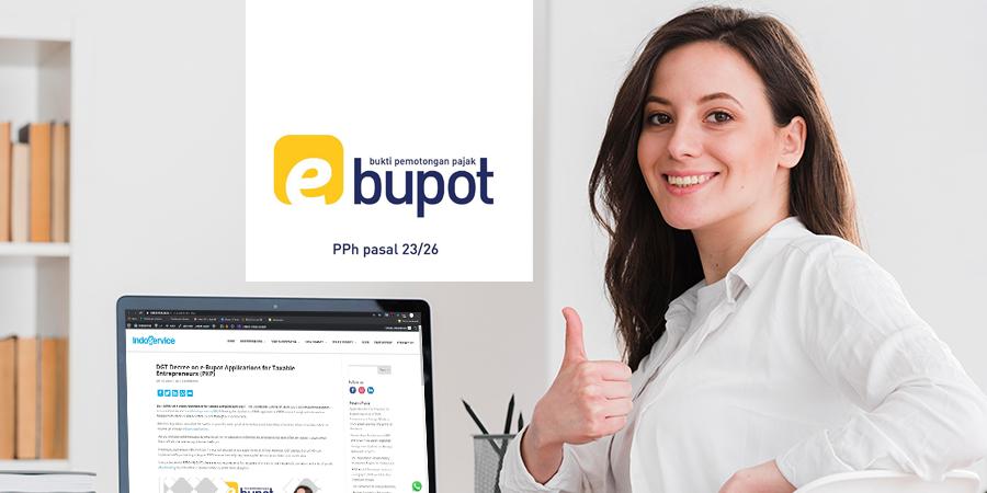 e-Bupot Applications for Taxable Entrepreneurs