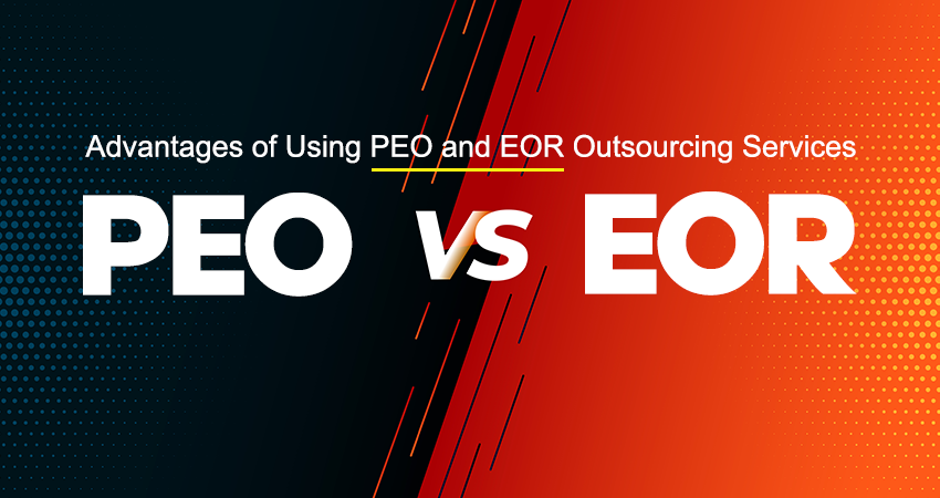 PEO and EOR provide different services