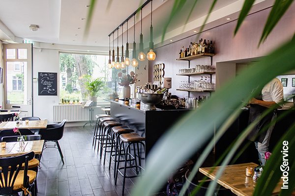 Setup Indonesian Restaurant